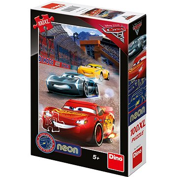 Cars 3: vítězné kolo (8590878394131)