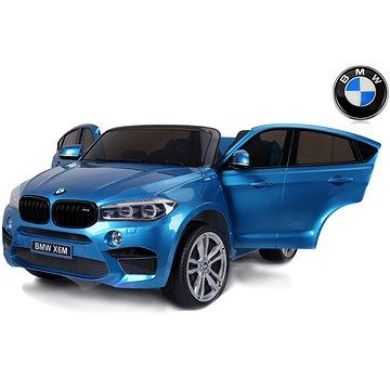 BMW X6 M lakované modré (8586019940725)