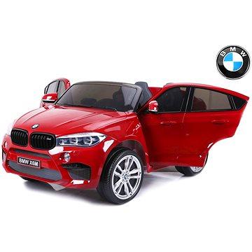 BMW X6 M lakované červené (8586019940732)