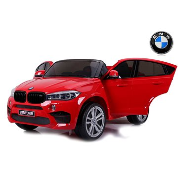 BMW X6 M červené (8586019940763)