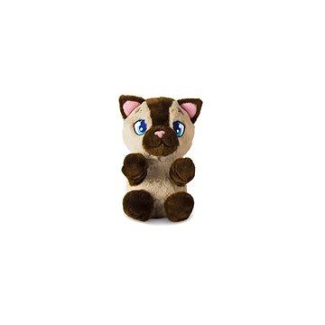 Mini Tickles kočička hnědá (8592117326347)