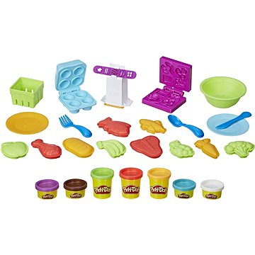 Play-Doh Sada na výrobu potravin (5010993510856)