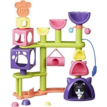 Littest Pet Shop Kočičí domeček se zvířátkem (5010993505890)