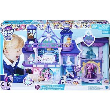 My Little Pony Kouzelnická škola Twilight Sparkle (5010993515547)