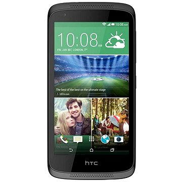 HTC Desire 526G (V02) Stealth Black Dual SIM (99HADU093-00)