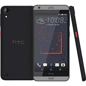 HTC Desire 530 Dark Grey (99HAHW032-00)
