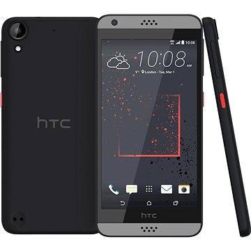 HTC Desire 530 Dark Grey (99HAHW032-00) + ZDARMA Digitální předplatné Týden - roční