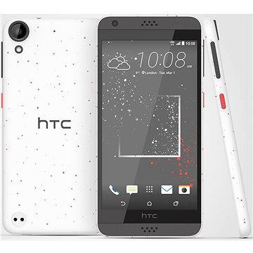 HTC Desire 530 Sprinkle White (99HAHW034-00)