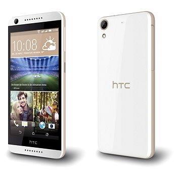 HTC Desire 626G (A32MG) White Birch Dual SIM (99HAED047-00) + ZDARMA Power Bank Mobile Battery 2600 mAh Digitální předplatné Týden - roční