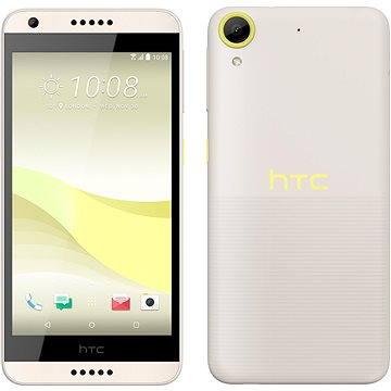 HTC Desire 650 Lime Light (99HALF012-00) + ZDARMA Digitální předplatné Týden - roční