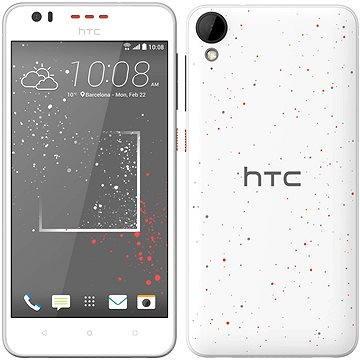 HTC Desire 825 Sprinkle White Dual SIM (99HAJS017-00)