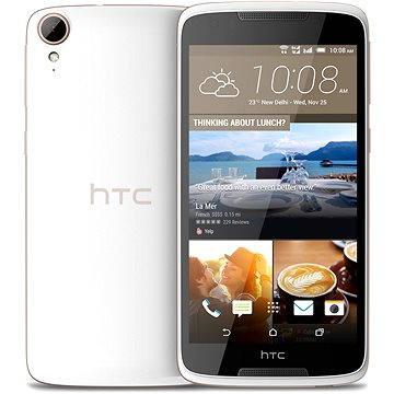 HTC Desire 828 Pearl White (99HAFV022-00)