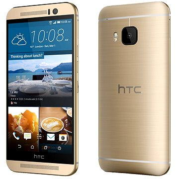 HTC One (M9) Gold on Gold (99HADF178-00)