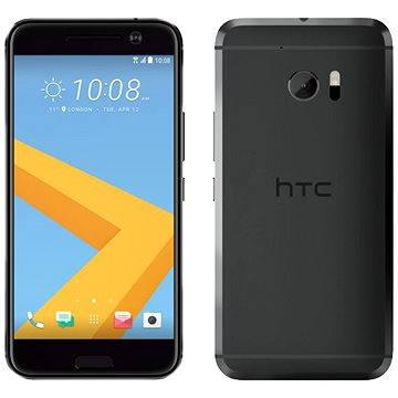 HTC 10 Carbon Grey (99HAJH018-00) + ZDARMA Elektronická licence ESET Mobile Security na 6 měsíců (elektronická licence)