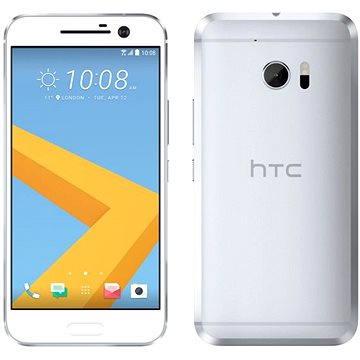 HTC 10 Glacier Silver (99HAJH017-00) + ZDARMA Digitální předplatné Týden - roční