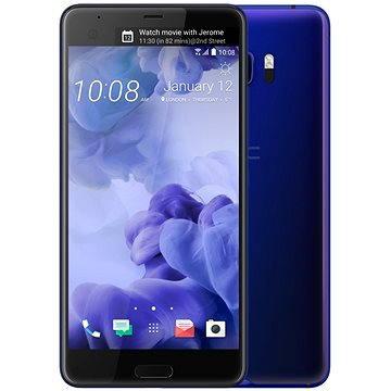 HTC U Ultra Sapphire Blue (99HALT024-00) + ZDARMA Poukaz elektronický dárkový Alza.cz na nákup zboží v hodnotě 1000Kč platnost do 31.12.2017