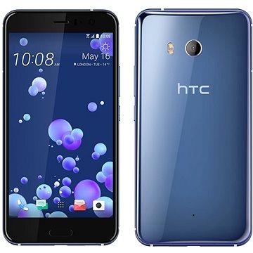 HTC U11 Amazing Silver (99HAMP034-00) + ZDARMA Poukaz Elektronický dárkový poukaz Alza.cz v hodnotě 1000 Kč, platnost do 31/12/2017 Digitální předplatné Interview - SK - Roční od ALZY Digitální předplatné Týden - roční