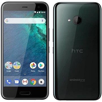 HTC U11 Life Brilliant Black (99HAMV009-00) + ZDARMA Bezpečnostní software Kaspersky Internet Security pro Android pro 1 mobil nebo tablet na 6 měsíců (elektronická licence)