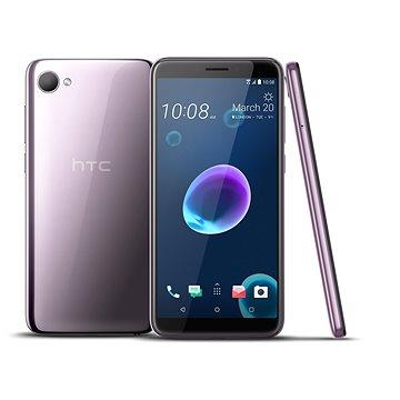 HTC Desire 12 Dual SIM Silver Purple (99HAPD005-00) + ZDARMA Digitální předplatné Týden - ročn