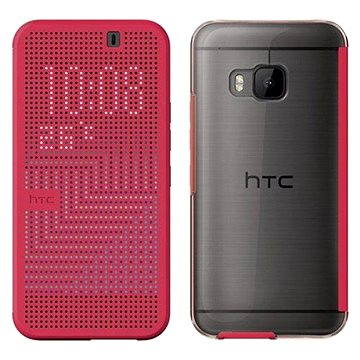 HTC HC M232 Dot View Ice Pink (99H20115-00)