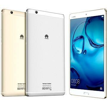Huawei MediaPad M3 Moonlight Silver (TA-M384W32SOM) + ZDARMA Digitální předplatné Interview - SK - Roční předplatné Digitální předplatné Týden - roční