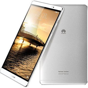 Huawei MediaPad M2 8.0 Silver (TA-M280W16SOM) + ZDARMA Digitální předplatné Týden - roční