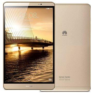 Huawei MediaPad M2 8.0 Gold 32GB (TA-M280W32GOM) + ZDARMA Digitální předplatné Interview - SK - Roční od ALZY Digitální předplatné Týden - roční