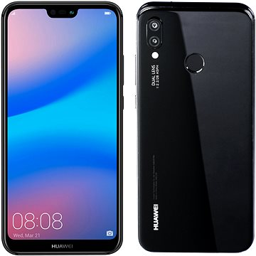 HUAWEI P20 Lite Midnight Black (SP-P20LDSBOM)