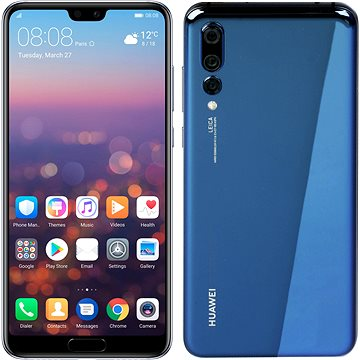 HUAWEI P20 Pro Midnight Blue (SP-P20PDSLOM)