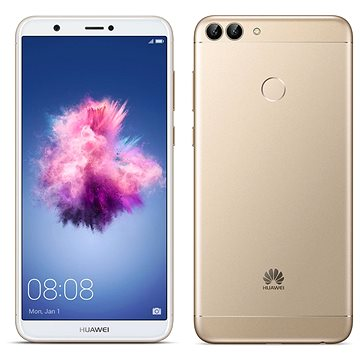 HUAWEI P smart Single SIM zlatá