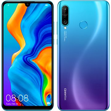 Huawei P30 Lite NEW EDITION 64GB gradientní modrá (SP-P30L64DSBOM)