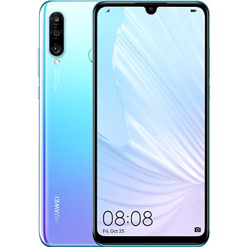 Huawei P30 Lite NEW EDITION 256GB gradientní bílá (SP-P40L2562DSWOM)