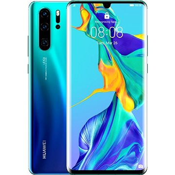 Huawei P30 Pro 8GB/128GB gradientní modrá (22X0220508003653)
