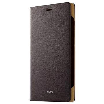 HUAWEI Folio Cover Brown pro P8 Lite (6901443051410)