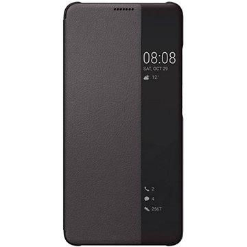 Huawei Original S-View Pouzdro Brown pro Mate 10 Pro (51992173)