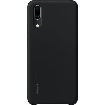 Huawei Original Silicon Black pro P20 (51992365)
