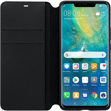 Huawei Original Wallet Black pro Mate 20 Pro (51992636)