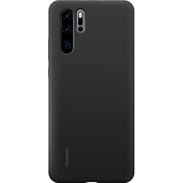 Huawei Original Silikonové Pouzdro Black pro P30 Pro (51992872)