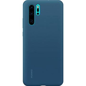 Huawei Original Silikonové Pouzdro Blue pro P30 Pro (51992878)