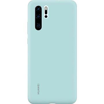 Huawei Original Silikonové Pouzdro Light Blue pro P30 Pro (51992953)