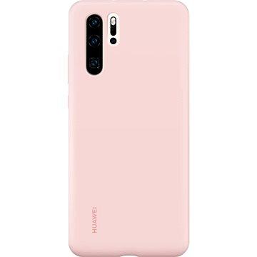 Huawei Original Silikonové Pouzdro Pink pro P30 Pro (51992874)