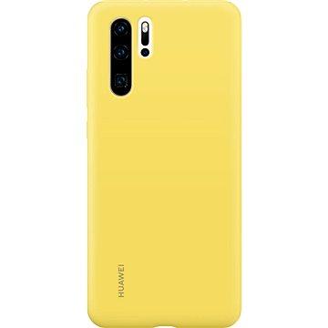 Huawei Original Silikonové Pouzdro Yellow pro P30 Pro (51992880)