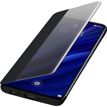 Huawei Original S-View Pouzdro Black pro P30 (51992860)