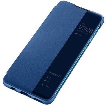Huawei Original S-View Pouzdro Blue pro P30 Lite (51993077)