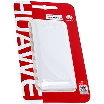 HUAWEI Protective 0.8mm White pro Y3 II (51991562)