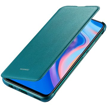 Huawei Original Folio pro P Smart Z / Honor 9X zelené (51993128)