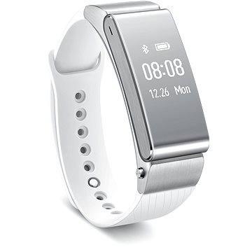 Chytré hodinky Huawei TalkBand B2 Silver White (6901443061006)