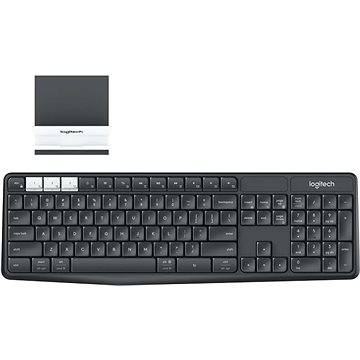 Logitech Wireless Keyboard K375s HU (920-008183)