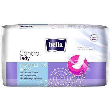Hygienické vložky BELLA Control Lady Normal (16 ks) (5900516692131)