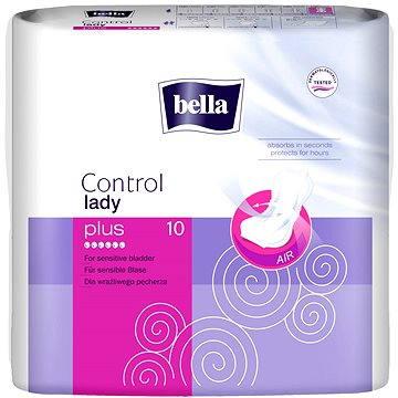 Hygienické vložky BELLA Control Lady Plus (10 ks) (5900516695330)
